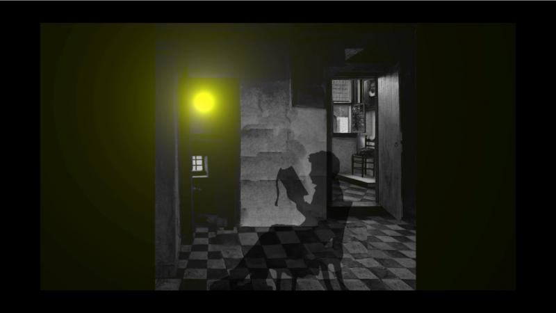 """Screenshot aus dem Film """"Abschied"""" zur Ballade von Hugo Wolf, 2014 von Martin Kreyßig"""