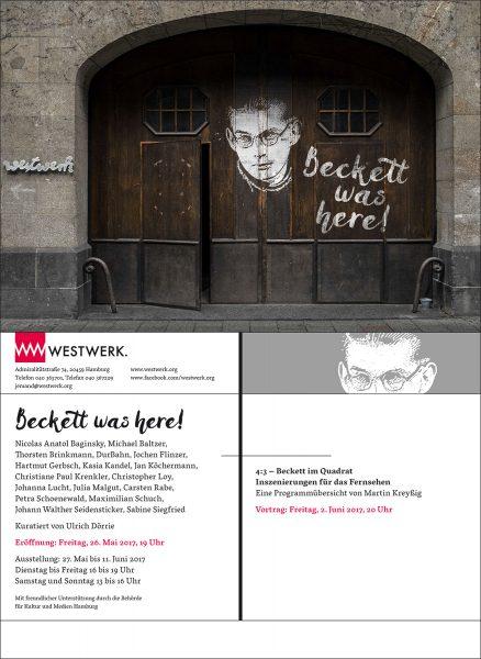 Einladungskarte Westwerk