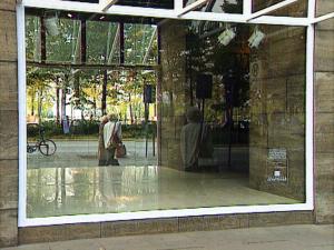 Eisstiel, 1994 / Andreas Slominski / Hamburger Kunsthalle / Film von Martin Kreyßig
