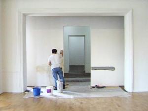 Ladder, Andreas Slominski, manifesta 2, Luxembourg 1998, Videofilm von Martin Kreyssig