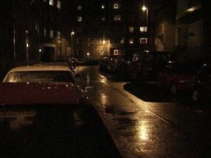 Gestohlene Luftpumpe, Andreas Slominski, Deutsche Guggenheim Berlin, 1998, Videofilm von Martin Kreyssig