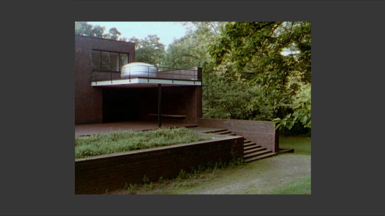 Richard Deacon, Mies van der Rohe / Museum Haus Esters –Haus Lange, Krefeld / Film by Martin Kreyssig