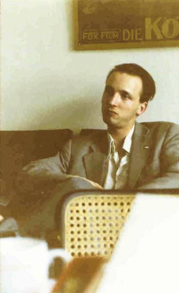 Martin Kreyssig, dffb 1983-87