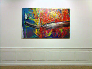 Gerhard Richter, LE DIAPHANE, Tourcoing / Lille, Videoessay, 1993, Martin Kreyssig