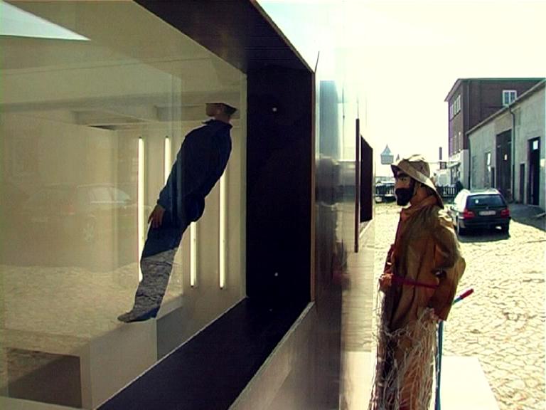 Strukturwandel, 2005 / Olafur Gislason / Videodokumentation: Martin Kreyssig
