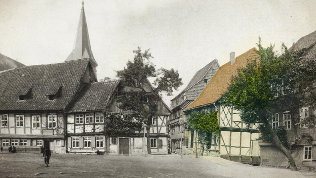 Imagefilm Museum Schiefes Haus Wernigerode, Prof. Martin Kreyssig