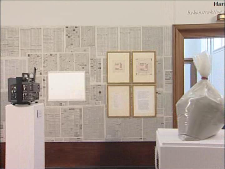 Etwas / Schuldt / nichts / Hamburger Kunsthalle / Martin Kreyßig