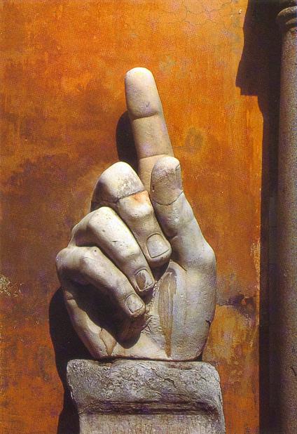 DIE HAND - KUNST UND KÜNSTLER IM FILM, 1999, Film von Martin Kreyssig