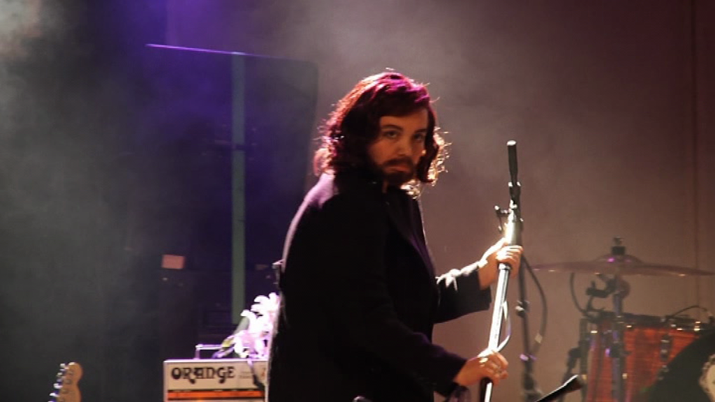 Elena Kovylina, Performance 2009 / Film von Martin Kreyssig